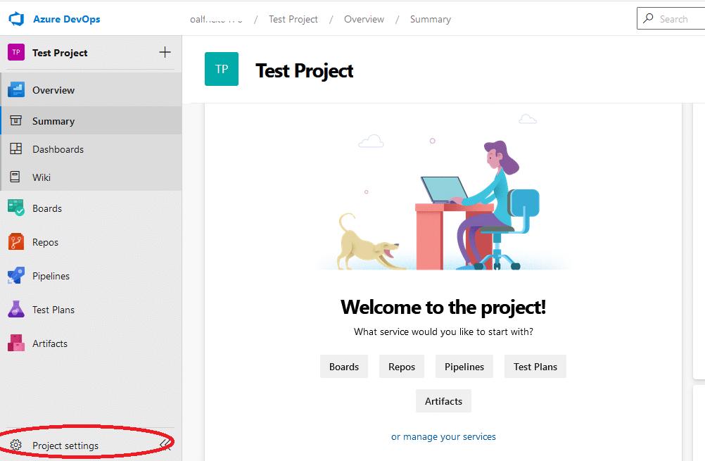 Azure DevOps add users