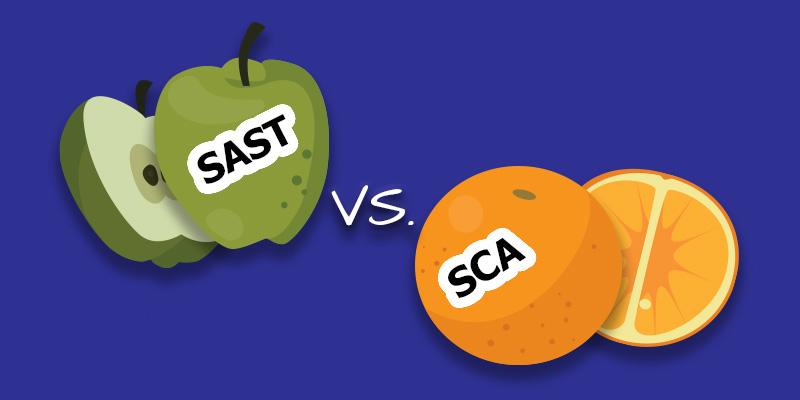 SAST vs. SCA