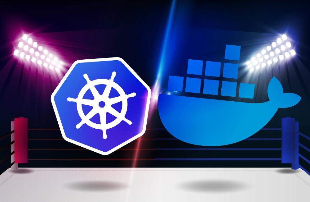 Docker Vs. Kubernetes Comparison
