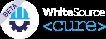 WhiteSource Cure logo