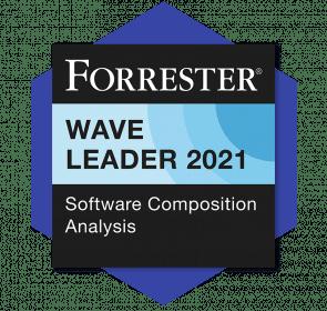Forrester Leader Badge 2021